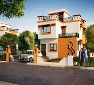 Gallery Cover Image of 1620 Sq.ft 3 BHK Villa for buy in Raspunja City, Joka for 2300006