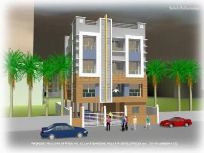 Gallery Cover Image of 740 Sq.ft 2 BHK Apartment for buy in Lake Gardens for 5220000