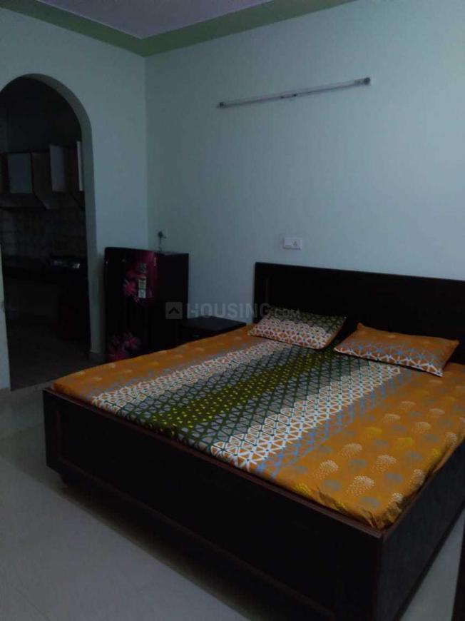 Bedroom Image of 540 Sq.ft 1 BHK Independent House for rent in DLF Phase 3 for 16000