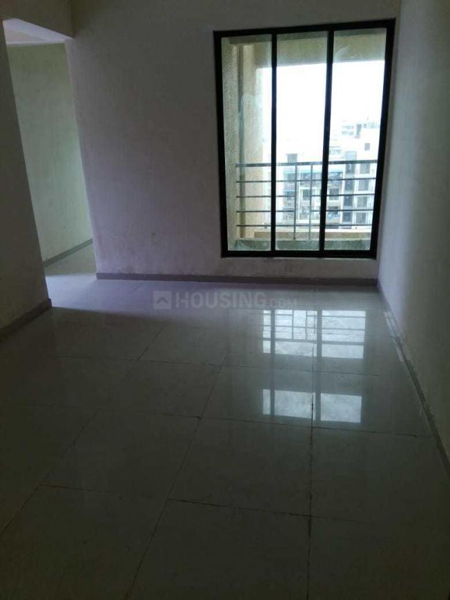 Living Room Image of 400 Sq.ft 1 RK Apartment for rent in Karanjade for 4500