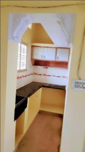 Gallery Cover Image of 500 Sq.ft 1 BHK Independent House for rent in Singasandra for 7000