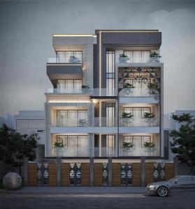 Gallery Cover Image of 4800 Sq.ft 4 BHK Independent Floor for buy in Palam Vihar for 23600000