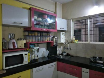 Gallery Cover Image of 630 Sq.ft 1 BHK Apartment for rent in Lohegaon for 18000