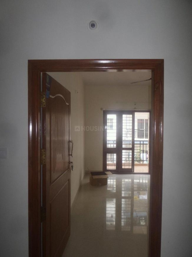 Main Entrance Image of 1200 Sq.ft 2 BHK Apartment for rent in Thanisandra for 19000