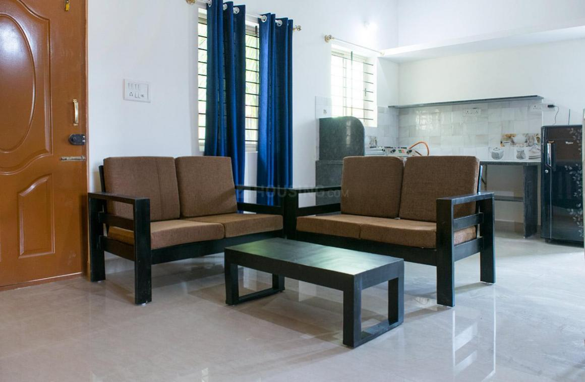 Living Room Image of PG 4643150 Dasarahalli in Dasarahalli