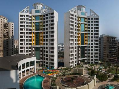 Gallery Cover Image of 1225 Sq.ft 2 BHK Apartment for rent in Kharghar for 26000