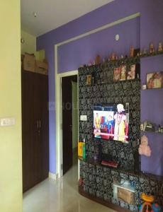Gallery Cover Image of 750 Sq.ft 1 BHK Independent Floor for rent in Hebbal Kempapura for 9000
