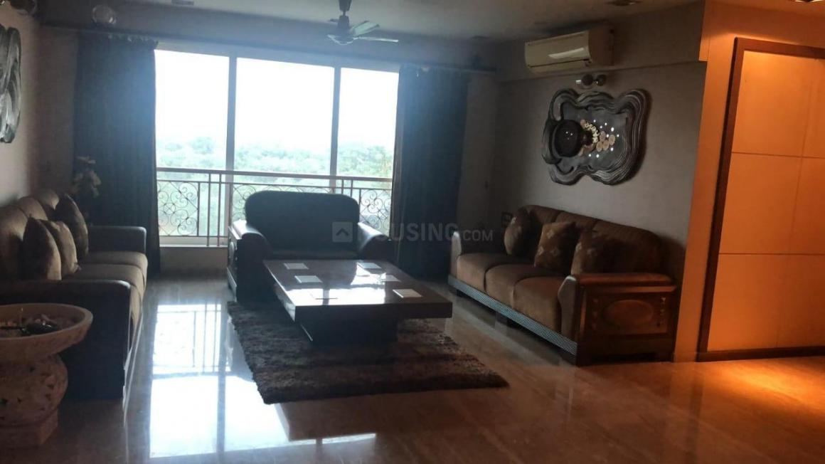 Living Room Image of 1550 Sq.ft 3 BHK Apartment for rent in Powai for 140000