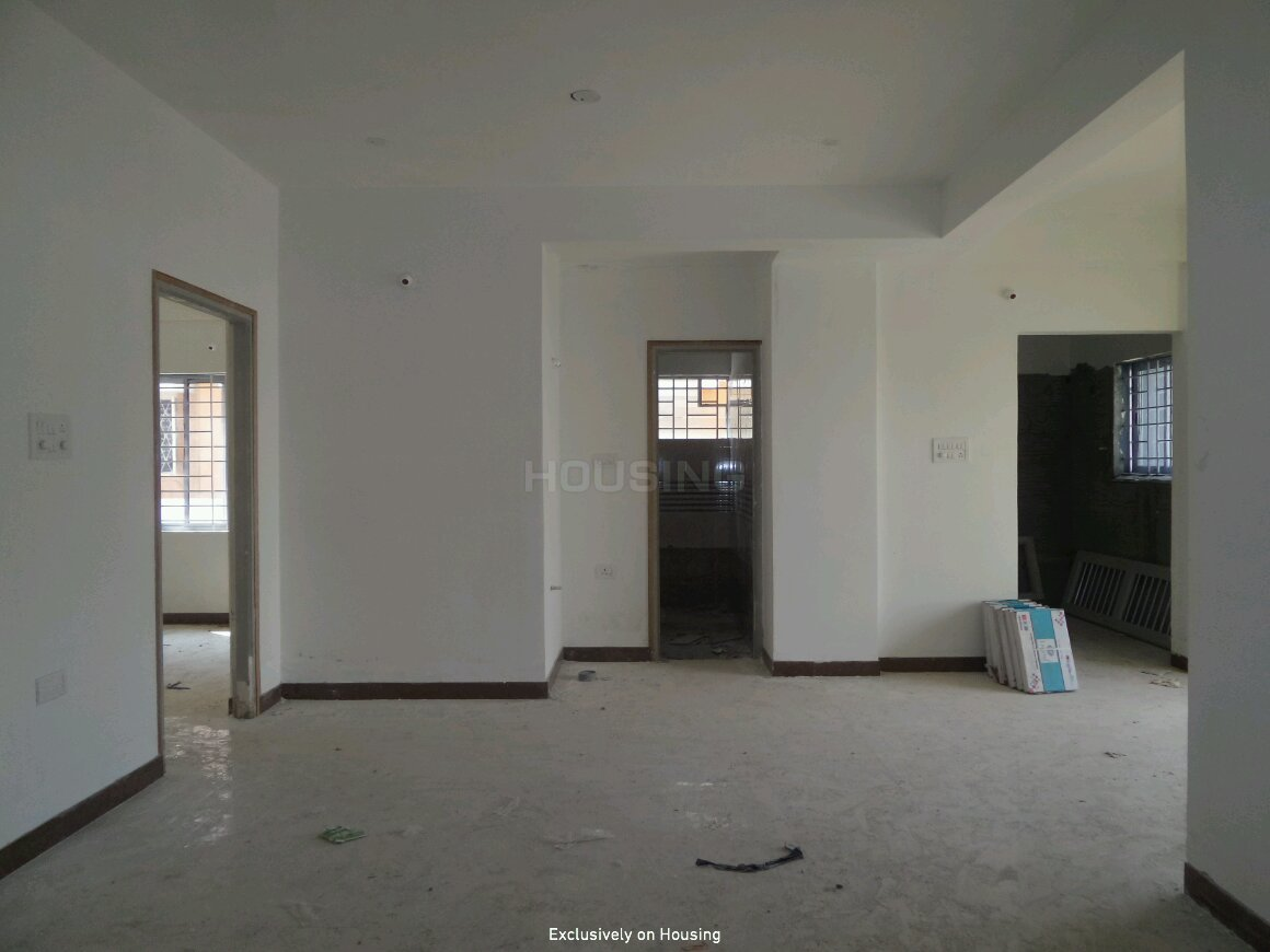 Living Room Image of 1210 Sq.ft 2 BHK Apartment for buy in Nayandahalli for 5400000