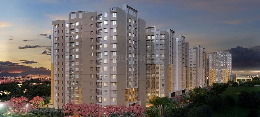 Building Image of 551 Sq.ft 1 BHK Apartment for buy in Vajarahalli for 3186000