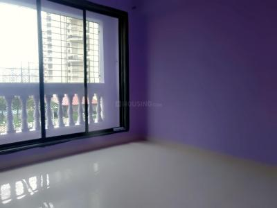 Gallery Cover Image of 680 Sq.ft 1 BHK Apartment for rent in Seawoods for 22300