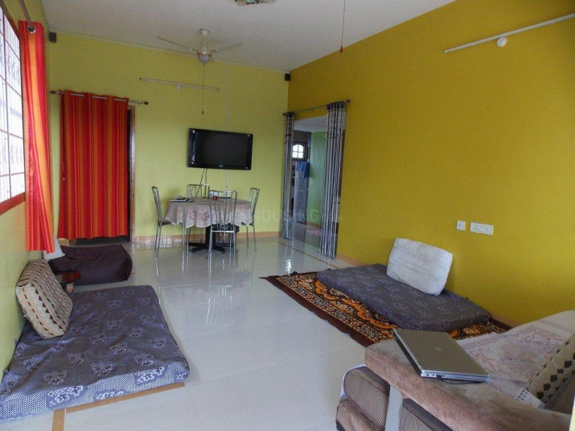 Living Room Image of 800 Sq.ft 2 BHK Independent House for buy in Turkapally for 3800000