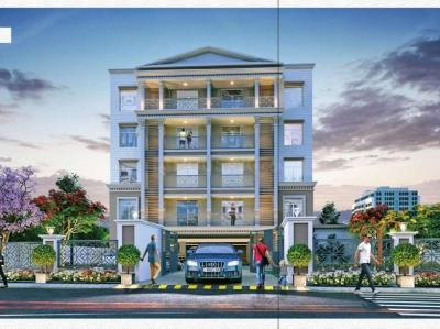 Gallery Cover Image of 1755 Sq.ft 3 BHK Apartment for buy in Danapur for 10152500