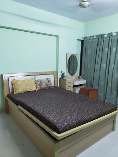 Bedroom Image of Available Single Occupancy Master Bedroom For Girl Marol in Andheri East