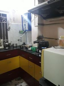 Kitchen Image of 2500 Sq.ft 3 BHK Independent House for rent in Haripur for 15000