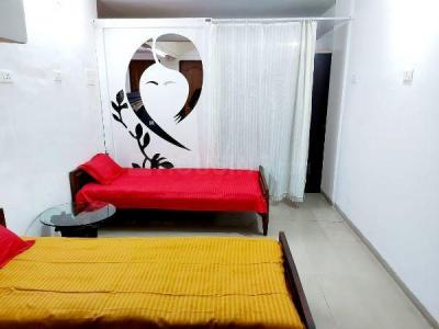 Bedroom Image of Safe Girls PG in Viman Nagar