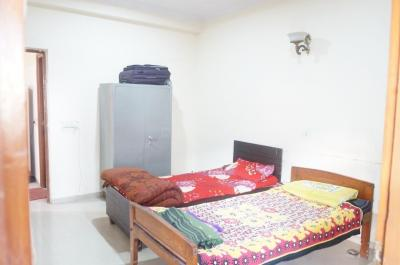 Bedroom Image of Singh PG House For Boys in Sector 8