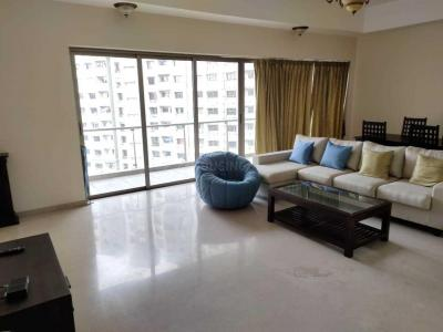 Gallery Cover Image of 2700 Sq.ft 3 BHK Apartment for rent in Powai for 220000