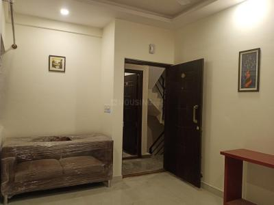 Gallery Cover Image of 450 Sq.ft 1 BHK Apartment for rent in Koramangala for 30000
