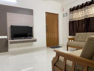 Gallery Cover Image of 1900 Sq.ft 3 BHK Apartment for rent in Basaveshwara Nagar for 35000