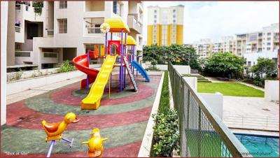 Gallery Cover Image of 676 Sq.ft 1 RK Apartment for buy in Dhanori for 3895000