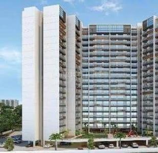 Gallery Cover Image of 600 Sq.ft 1 BHK Apartment for buy in Om Paraiso, Padle Gaon for 3500000