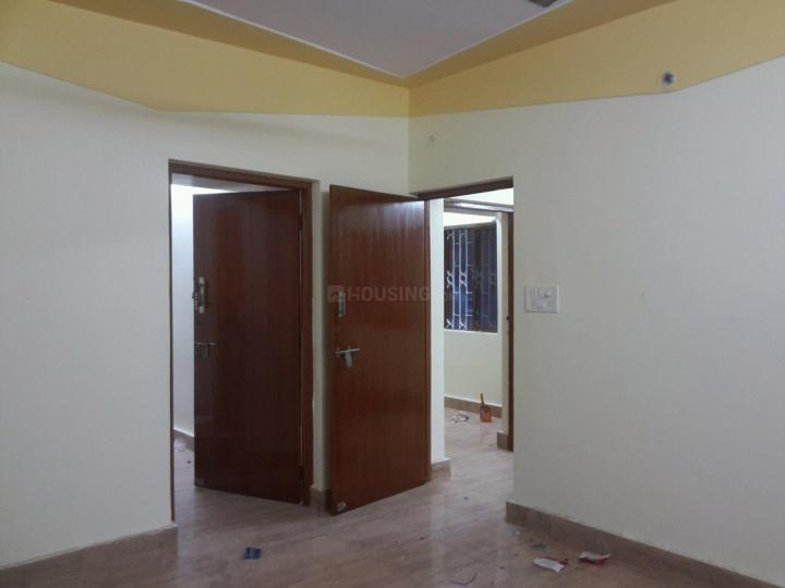 Living Room Image of 900 Sq.ft 2 BHK Independent Floor for rent in Murugeshpalya for 20000