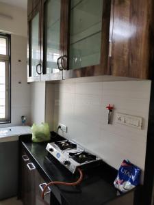 Kitchen Image of Mumbai PG in Borivali East