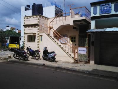 Gallery Cover Image of 1200 Sq.ft 1 BHK Independent House for rent in Chikkalasandra for 8500