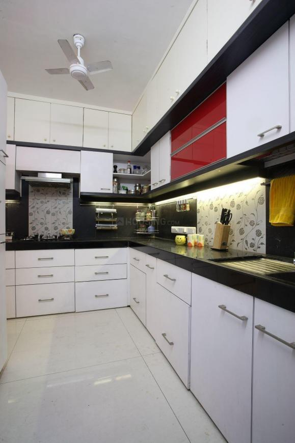 Kitchen Image of 1120 Sq.ft 2 BHK Apartment for rent in Wadala East for 65000