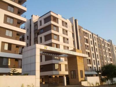 Gallery Cover Image of 600 Sq.ft 2 BHK Apartment for buy in Ayushman Residency, Panda for 1650000