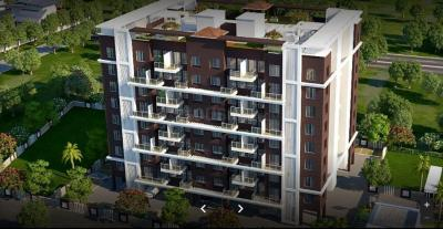 Gallery Cover Image of 705 Sq.ft 1 BHK Apartment for buy in Space Elena, Bavdhan for 4300000