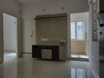 Gallery Cover Image of 500 Sq.ft 1 BHK Independent Floor for rent in Marathahalli for 14500