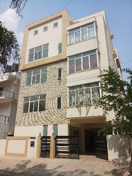 Building Image of 2400 Sq.ft 3 BHK Independent Floor for rent in Kalyan Nagar for 33000