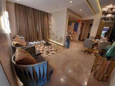 Gallery Cover Image of 1525 Sq.ft 3 BHK Apartment for buy in Thane West for 27500000