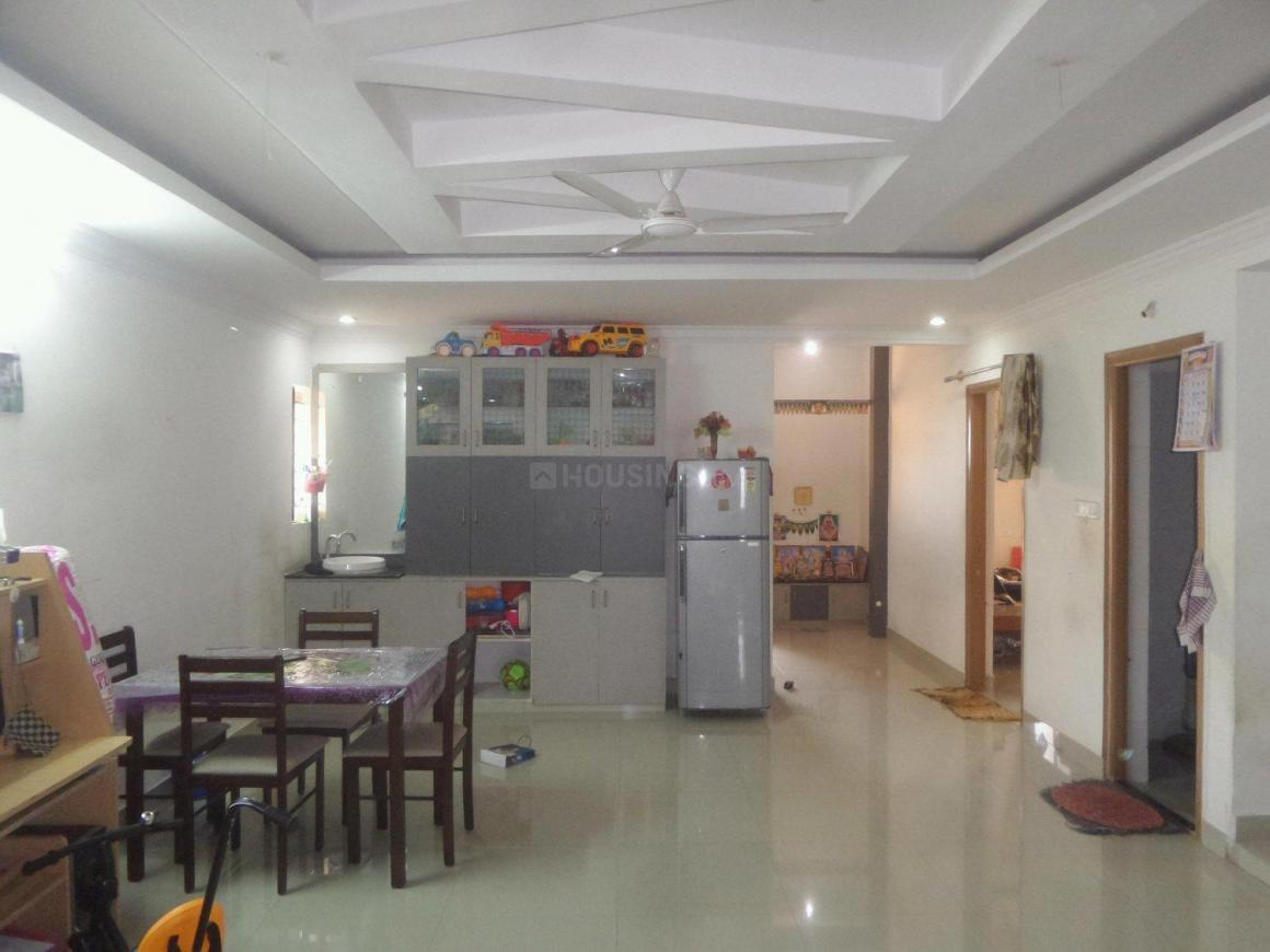 Living Room Image of 2000 Sq.ft 3 BHK Apartment for buy in Nagavara for 8900000
