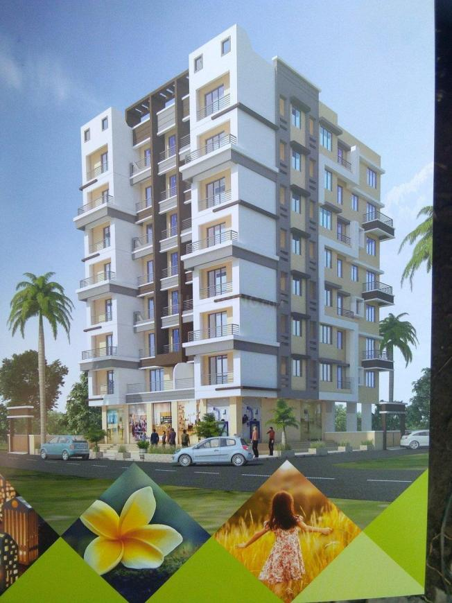 Building Image of 732 Sq.ft 1 BHK Apartment for buy in Kalyan West for 4400000