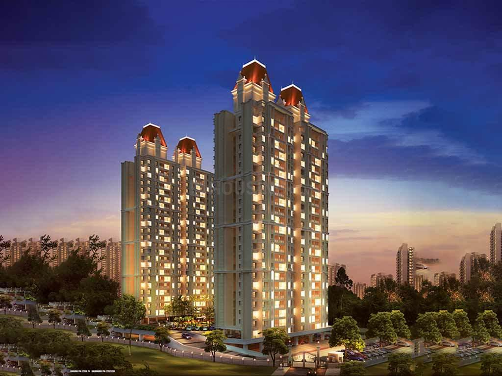 Building Image of 855 Sq.ft 3 BHK Apartment for buy in Thane West for 14500000