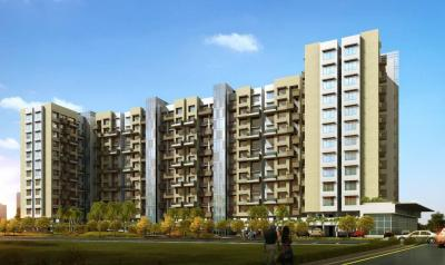 Gallery Cover Image of 1238 Sq.ft 3 BHK Apartment for buy in Dhanori for 7130000