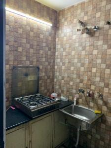 Kitchen Image of PG 4967610 Patel Nagar in Patel Nagar