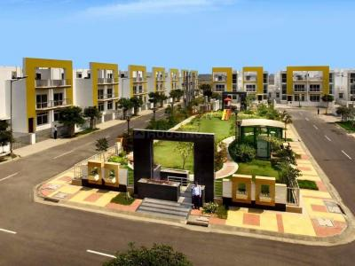 Gallery Cover Image of 3150 Sq.ft 3 BHK Villa for buy in BPTP Parkland Villas, Sector 88 for 15679000