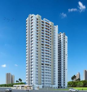 Gallery Cover Image of 502 Sq.ft 1 BHK Apartment for buy in Nipun Galaxy, Bhandup West for 6300000