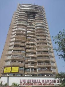Gallery Cover Image of 1100 Sq.ft 2 BHK Apartment for rent in Universal Garden I, Jogeshwari West for 40000