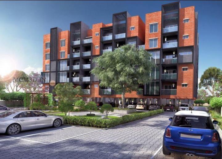 मरुथम नेपच्यून, मोगपपेयर  में 7345000  खरीदें  के लिए 7345000 Sq.ft 2 BHK अपार्टमेंट के बिल्डिंग  की तस्वीर