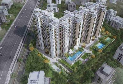 Gallery Cover Image of 1293 Sq.ft 2 BHK Apartment for buy in Kolte Patil I TOWERS Exente, Electronic City for 7850000
