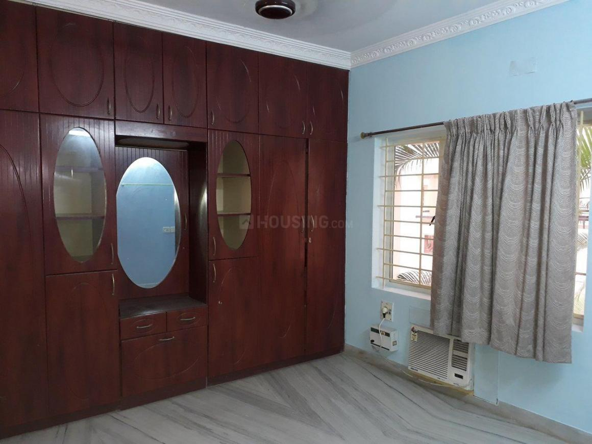 Bedroom Image of 1450 Sq.ft 3 BHK Apartment for rent in Thoraipakkam for 23000
