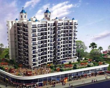 Gallery Cover Image of 1200 Sq.ft 2 BHK Apartment for buy in Kharghar for 13500000