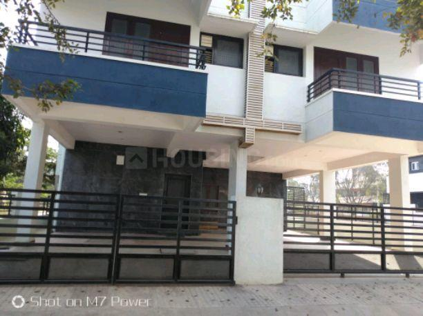 Building Image of 2200 Sq.ft 3 BHK Independent House for rent in Jakkur for 33000