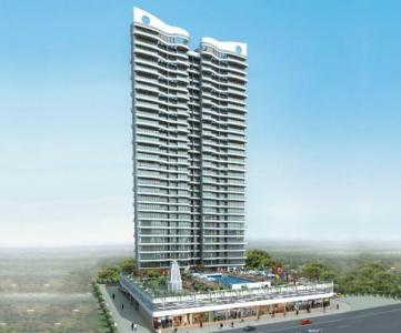 Gallery Cover Image of 1125 Sq.ft 2 BHK Apartment for rent in Paradise Sai Miracle, Kharghar for 25000