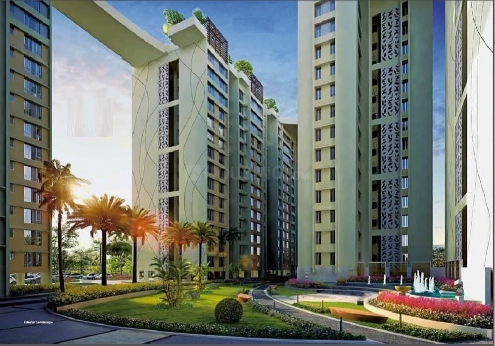 Brochure Image of 915 Sq.ft 2 BHK Apartment for buy in Narendrapur for 2836500